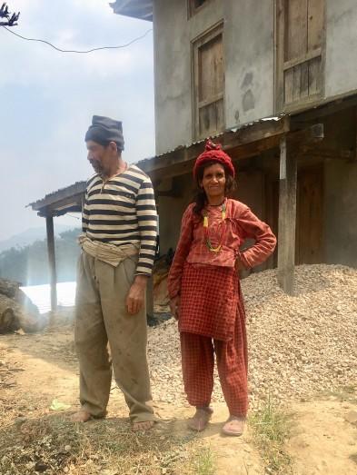 Nepalese Couple (2)